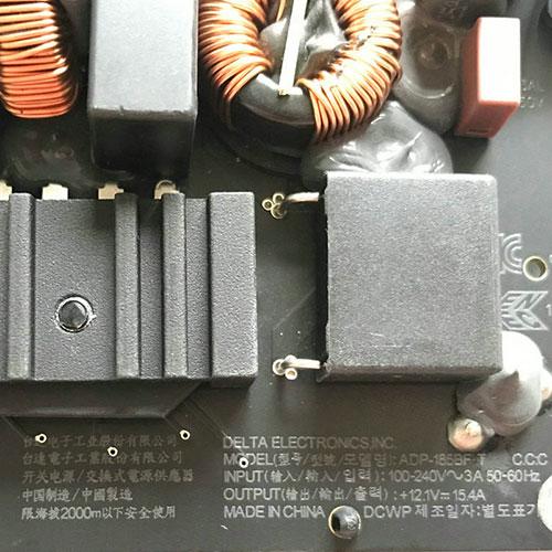 Late 2012-2015 Apple 21.5 iMac A1418 185W Power Supply ADP-185BF T (DA9