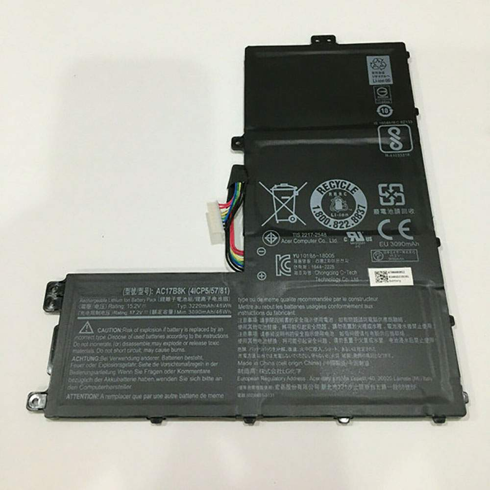 AC17B8K ACER Swift 3 SF315 SF315-52G-51HV SF315-52G-58R7