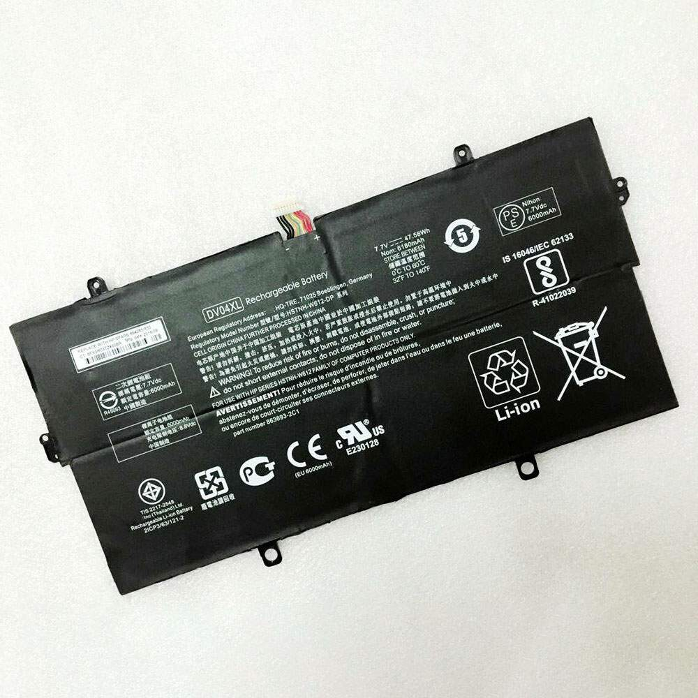 DV04XL HP 863693-2B1 863693-2C1 HSTNH-W612-DP Series