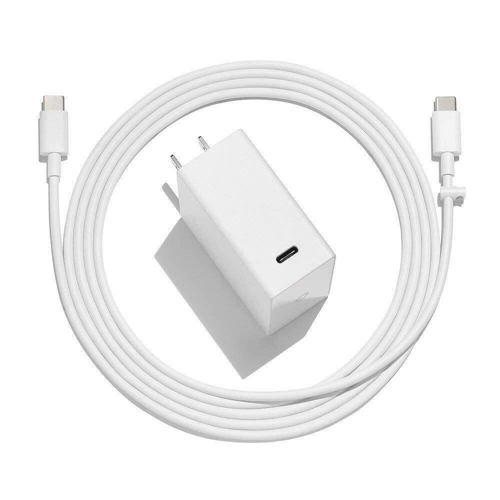 Google Pixelbook 45W USB Type-C Charger Power 3.0 USB-C - BRICK ONLY