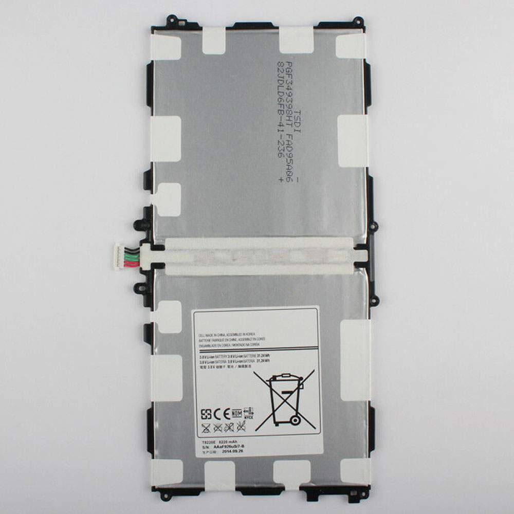 "T8220E Samsung Galaxy Note 10.1"" 2014 Battery SM-P600"